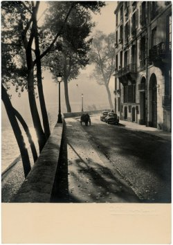 varietas:  Albert Monier: Views of Paris. 1940s.