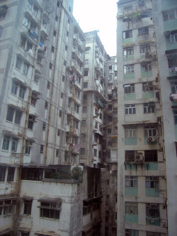 abiotic:   Hong Kong Apartments