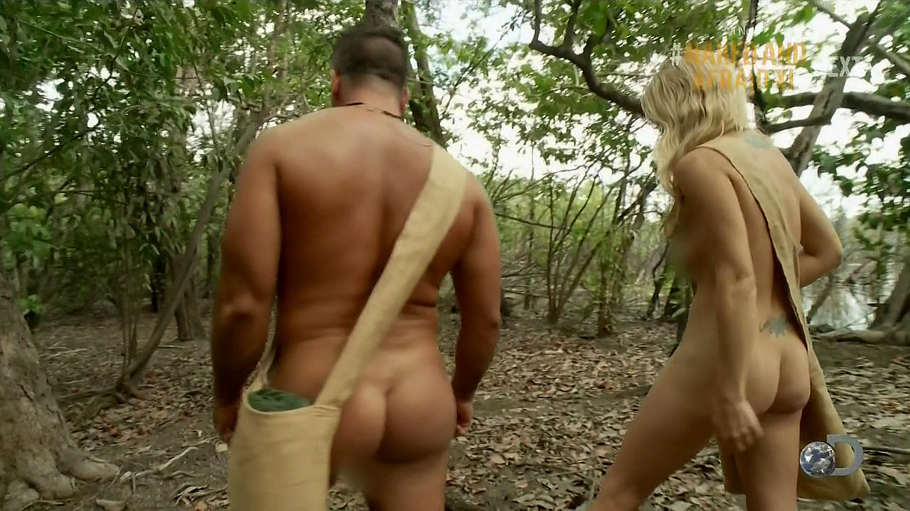 best ass on naked and afraid