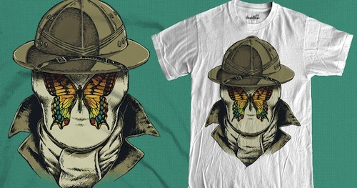 threadless:  Rorschach HD by RicoMambo is up for scoring on Threadless!