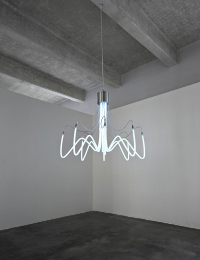 Neoline by Boa Design The final shape and size of the lights were influenced and determined by technologies available.