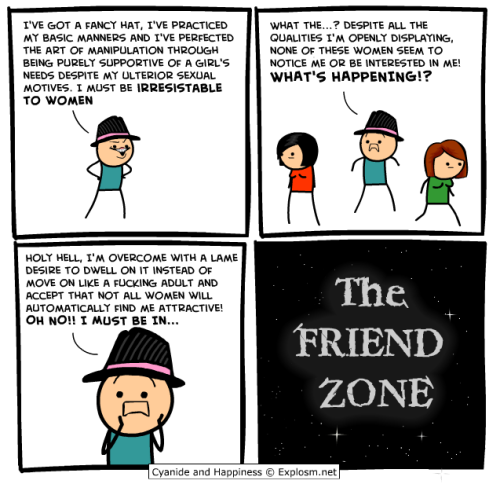 theuniversalpool:  Cyanide and Happiness isn't always the greatest, but in this case, C&H is the greatest.