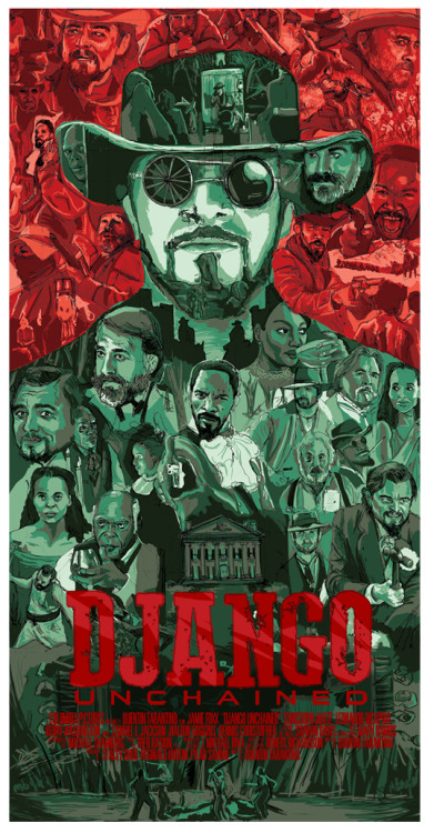 Django Unchained by Matthew Brazier