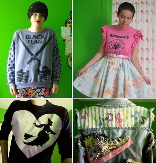 DIY Stenciling  Make your own one-of-a-kind T-shirts, patches, sweatshirts, et cetera.