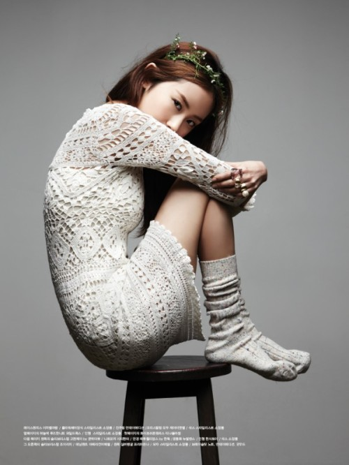 4Minute: Gayoon - Oh Boy Magazine Photos (3)