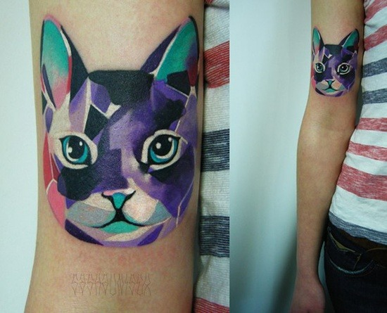 thechroniclesofrin:  dollyfarton:  dangerousperson:  blua:  Tattoos by Russian tattoo artist Sasha based in St. Pete, Florida.  The whale one though oh my actual god need  holy shit.  woah