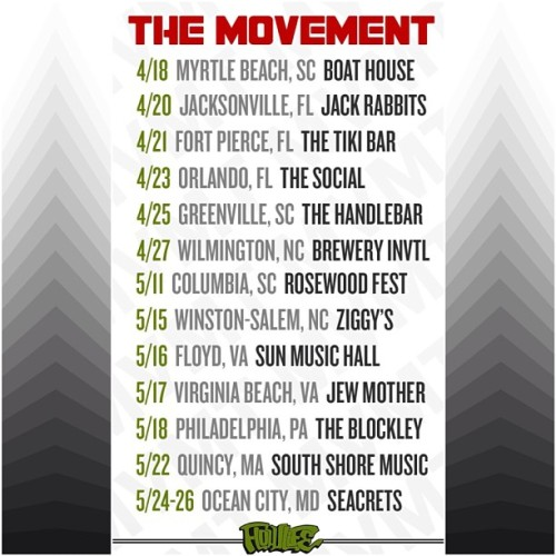 #BringBackTheGood Tour 2013 is in full effect. Tag your photos #mvmtvibe for us to see!