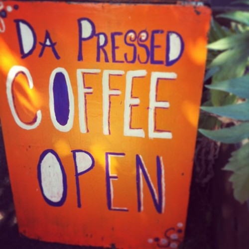kielnation:  #CaffeinatedMelancholy #PDX (at Da-Pressed)