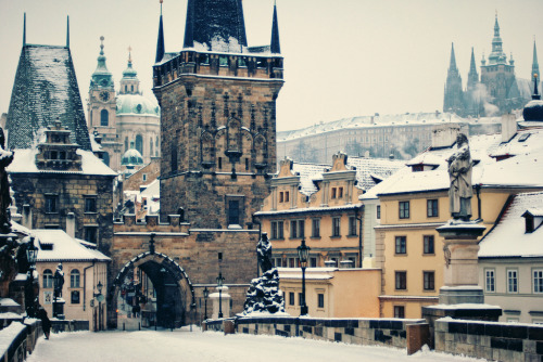 Prague, Czech Republic (by ewitsoe)