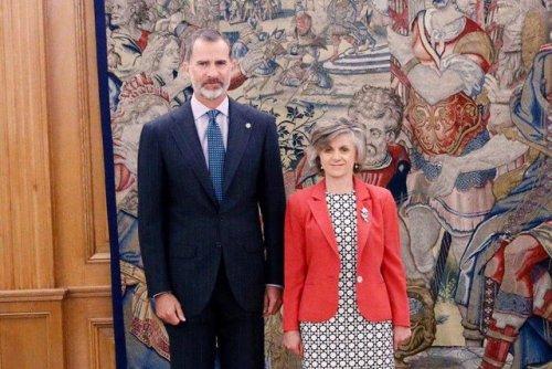 José Mota, nueva ministra de sanidad.@Alicanteco. | 3Memes.com