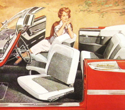 Swivel Seats - 1959 Dodge