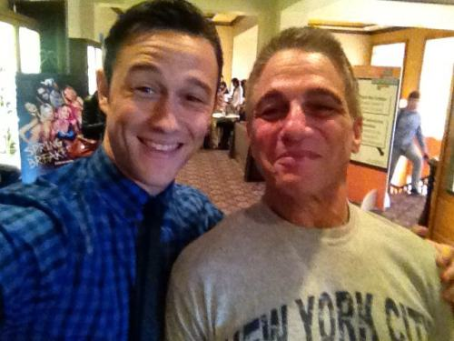 Me and Tony Danza.  Lunch hour.  #SxSw