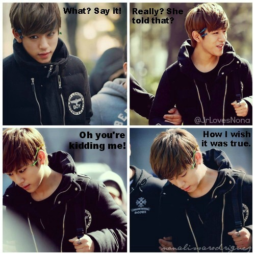 nonarodriguez:  Ya! Daehyun~ah! Don't be sad. :) That's true, I love you♥