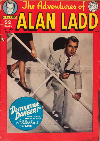 Adventures of Alan Ladd #5