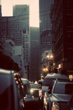 dearscience:  Early Morning San Francisco
