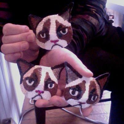 Um, I just found this randomly on google. Dear god, grumpy cat nipple tassels/pasties…. AMAZING!!!