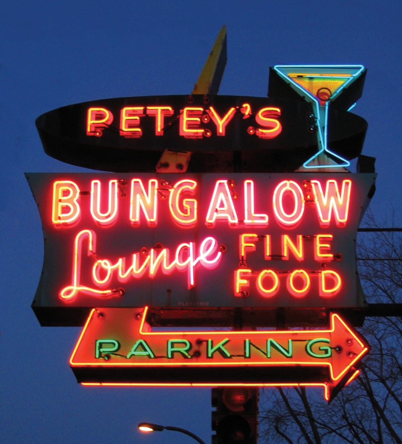 Chicago's Neon Signs Shine In New Book, 'Good Old Neon