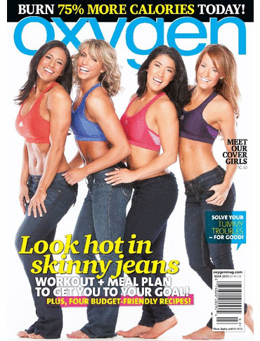 I'm beyond grateful to grace the pages of @OxygenMagazine 's March 2013 issue! I've posted my spread (pages 118-120) on Facebook (Theresa Jenn Lopetrone). I hope you can check it out! Thanks again for all the social media support! It makes all the difference!! Dreams DO come true. Believe. <3
