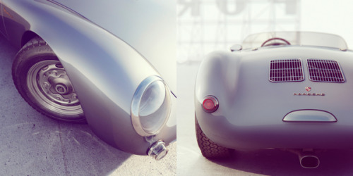 thedapperproject:  Porsche 550