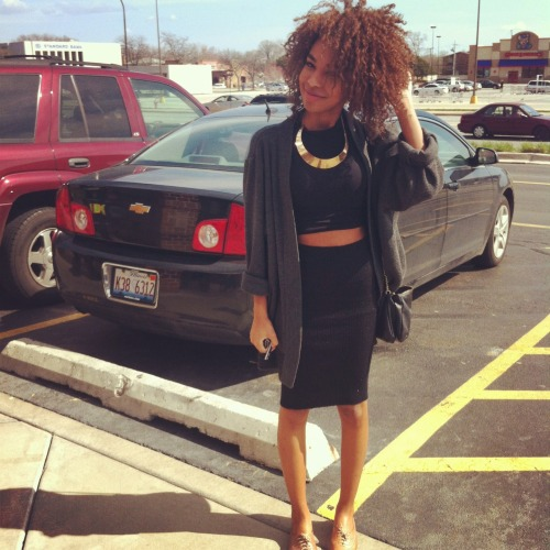 blackfashion:  Maryam, 19. Chicago maryamhampton.tumblr.com instagram: maryamjhampton