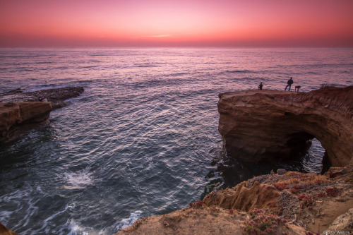 brutalgeneration:  Parties Over - Sunset Cliffs (by The Ryan Weaver)