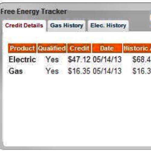 After 21 months of free energy credits my 22 months adds free gas! http://drake.joinambit.com #ambit #free #energy
