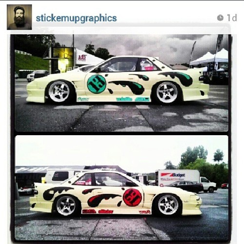 @s3magazine_gregg reppin #volatile on his new graphics scheme via @stickemupgraphics #stickemup #stickemupgraphics #stayvolatile #s3mag #stillhood #getsmashed