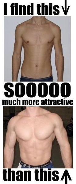 just-a-twink:  Who agrees…?   Uummmmm I'll take big and buff any day!!! I love me a muscle man!