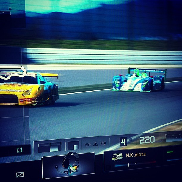 #GT5 #granturismo #Suzuka #Pescarolo (at Somewhere in Neihu. )