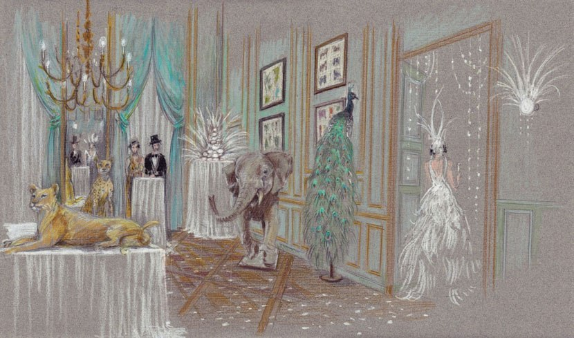 belleatelier:  From Production Designer Anne Seibel