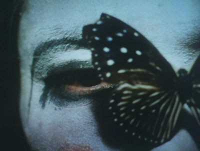 raveneuse:  Shūji Terayama, Butterfly Dress Pledge (1974).