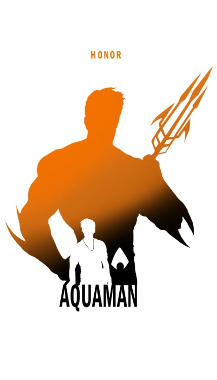 jinx-effect:  Justice League Silhouettes (-Gambit 1024 on reddit)