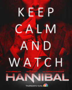 vaeltaa:  W A T C H #HANNIBAL:  ↳ ON NBC | ↳ ON ITUNES | ↳ ON HULU | ↳ ON AMAZON  F O L L O W #HANNIBAL: ↳ ON TUMBLR | ↳ ON FACEBOOK | ↳ ON TWITTER | ↳ ON YOUTUBE