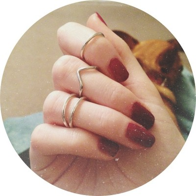 Love my cute midi rings <3 instagram: @emmasummeruk