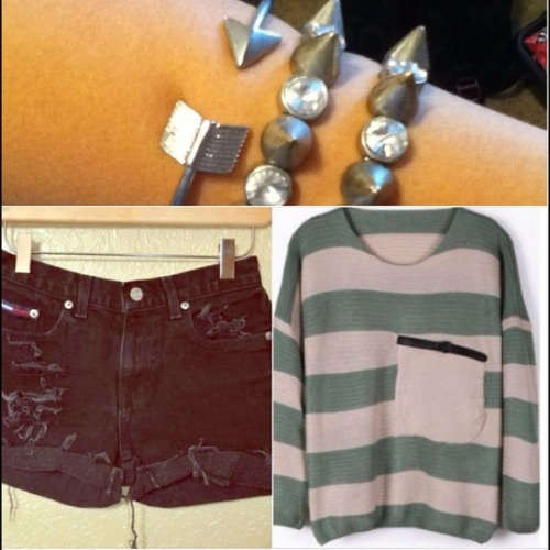 I just added this to my closet on Poshmark: Cute Bundle !!! SWEATER ON HOLD !!. (http://bit.ly/VkBsSb) #poshmark #fashion #shopping #shopmycloset
