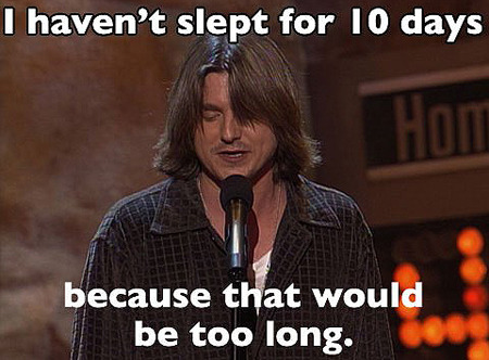 brillo-22:  Mitch Hedberg. One of the best… one of my all-time favorites.