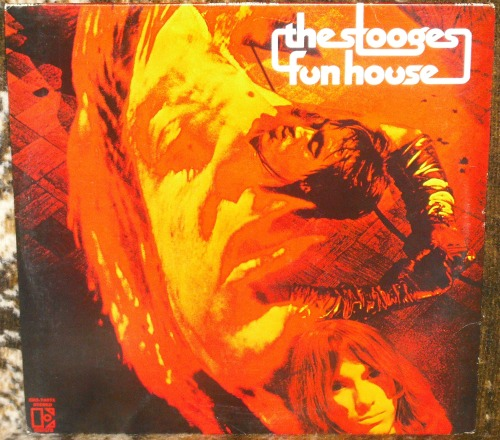The Stooges - Fun House.    Fun House is still my favorite but the new Stooges album, Ready To Die, is pretty great, especially from guys in their mid-sixties.