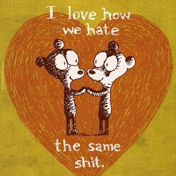 9gag:  How I feel about my relationship..