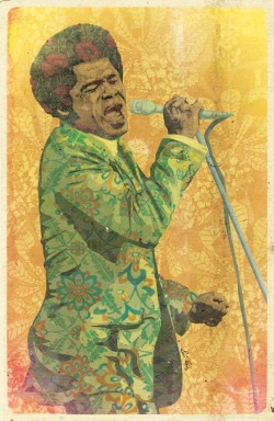 Another James Brown illustration