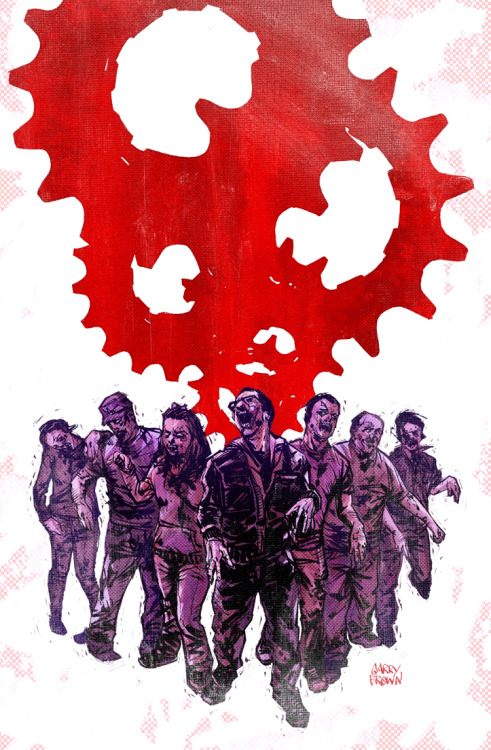 Zombies! by Garry Brown.
