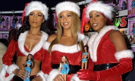 Galleries: HO, HO, HOTNESS!: CELEBRITIES IN SANTA CLAUS COSTUMES by Eliza Hurwitz http://bit.ly/SGX9LM