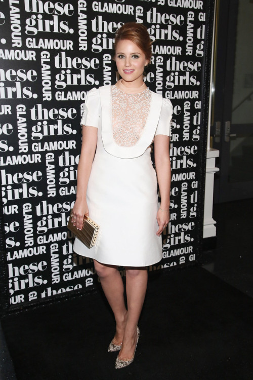 Dianna Agron || Glamour's presentation of 'These Girls' at Joe's Pub in NYC on May 20, 2013