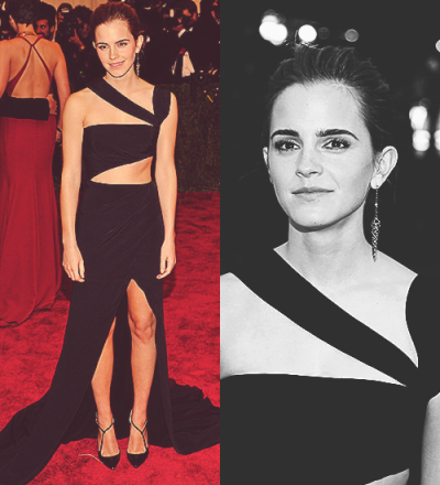 Favourite Outfits from the Met Gala 2013: *Emma Watson in Prabal Gurung*