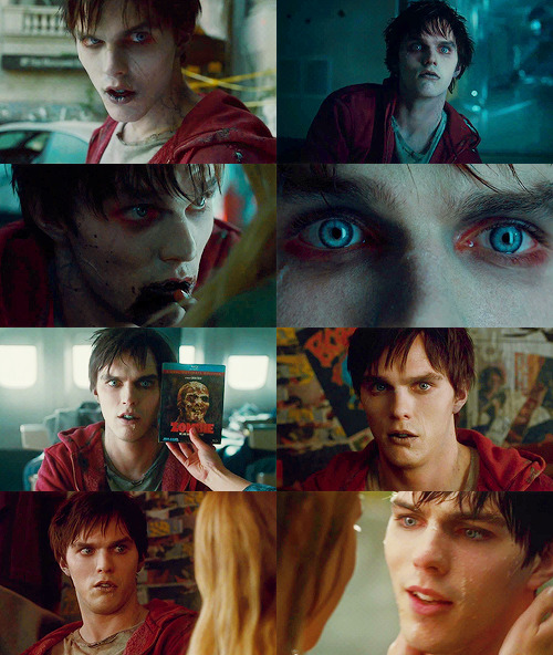 lujanmartinez:  Warm Bodies♥