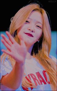 Kim Ye Rim - YERI (RED VELVET) Tumblr_orcigccmSj1tl9dd7o5_250
