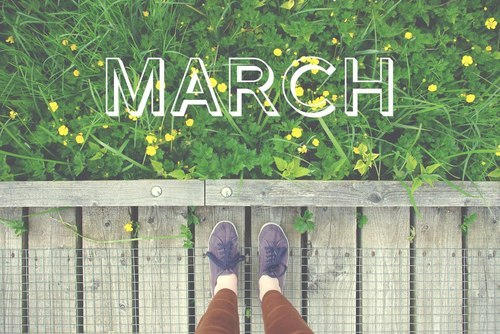 Goodbye February,Hello March! March 2013 will be my last month of being a student that's because starting April i'll be busy minding the preparation for my graduation and board exam. But before leaving our University, I wanted to do again everything I usually did since when I was in first year college and enjoy my remaining days being a student. I hope everything went fine before this semester ends, the grades, the frenemies, the requirements and the awaiting graduation. So God Bless Me :) Be Good to me March!