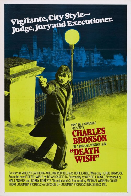 Movie #17 of 2013: Death Wish