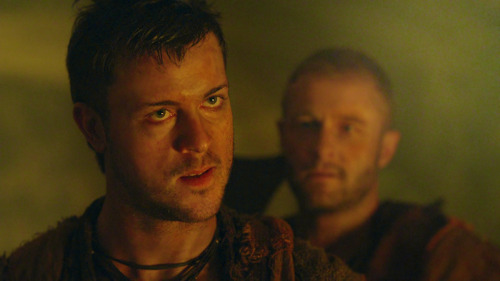 "fydanfeuerriegel:  Mira: ""Taking such a large force to the city is foolish.""Agron: ""As are all things in the pursuit of a woman."""