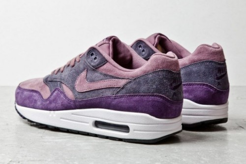 scottxjones:  Nike Air Max 1 Purple Suede. Incoming Summer 2013
