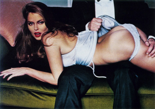Barbara Bach, Playboy Magazine 1977